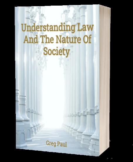 Understanding Law Book Cover Mockup